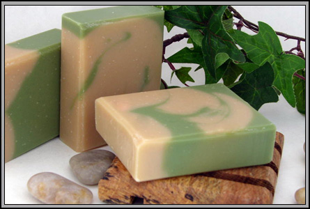 Alabama Kudzu Blossom Soap