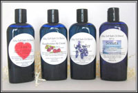 Silky Soft Bath Oil Blend