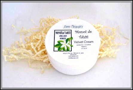 Monoi Velvet Cream