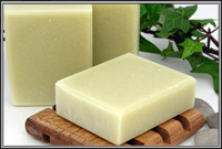 Ginger Lemon Soap