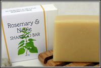 Rosemary & Nettle Shampoo Bar