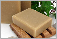Sandalwood & Silk Soap