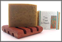 Tea Tree & Neem Soap
